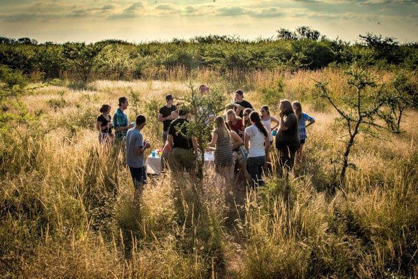 Read more about the article Photography Volunteer Feels at one With Nature